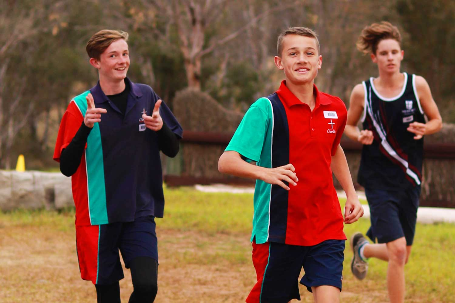 sport competition levels charlton christian college