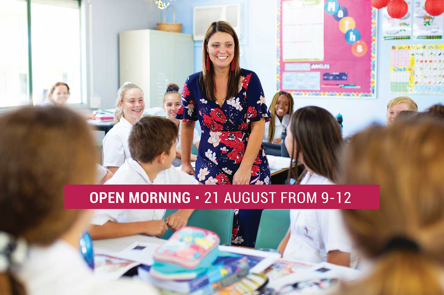 charlton christian college open morning august 2019