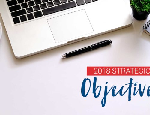 2018 Strategic Objectives