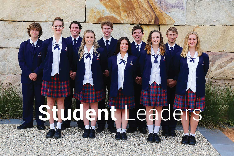 charlton christian college school leaders