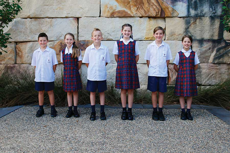 charlton christian college junior student leaders