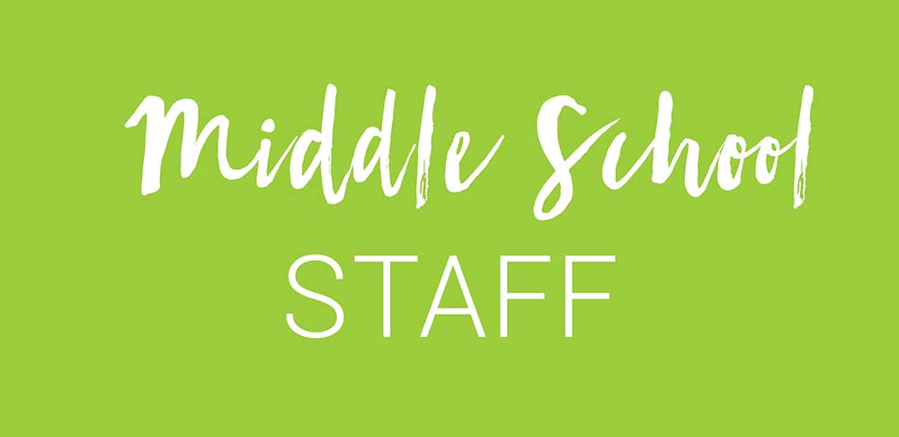 middle school staff charlton christian college