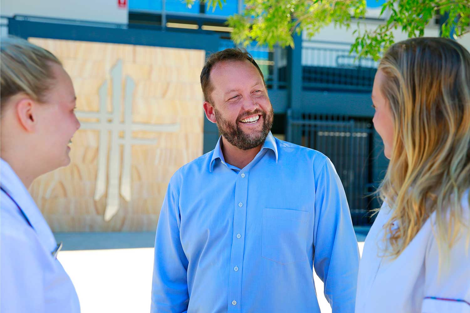 our staff charlton christian college