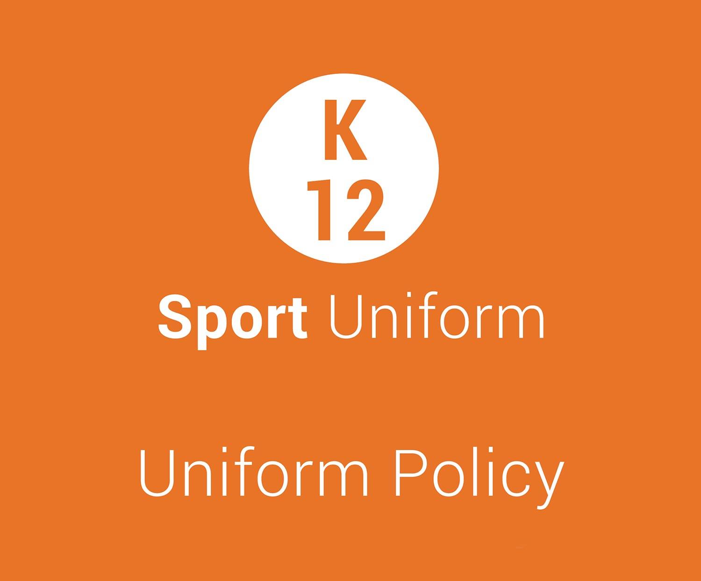 sports school uniform policy charlton christian college