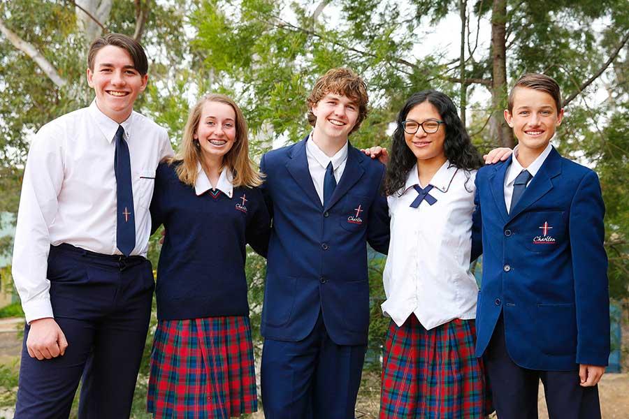 charlton christian college prospectus