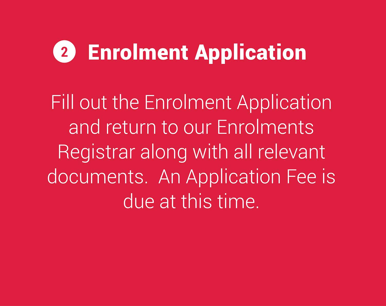 charlton christian college enrolment process
