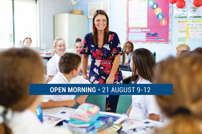 charlton christian college open morning august 2019