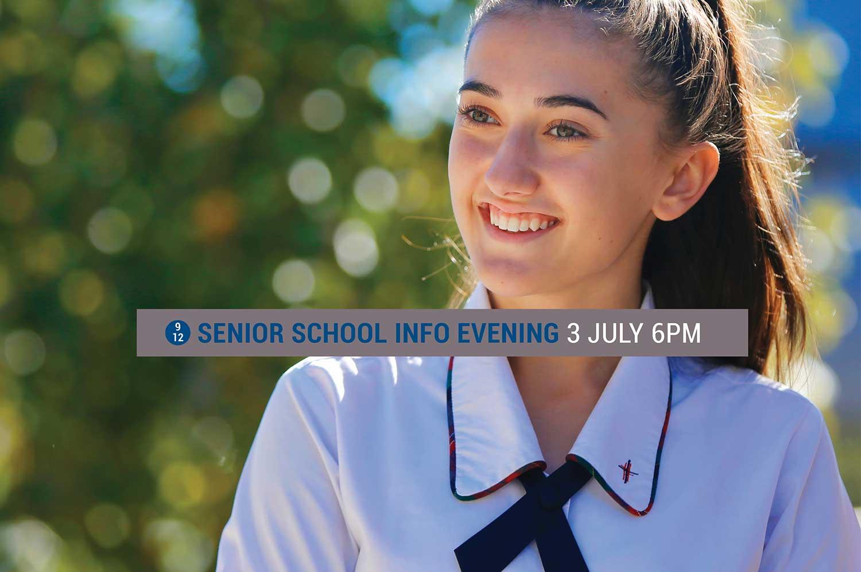 charlton christian college senior school info evening