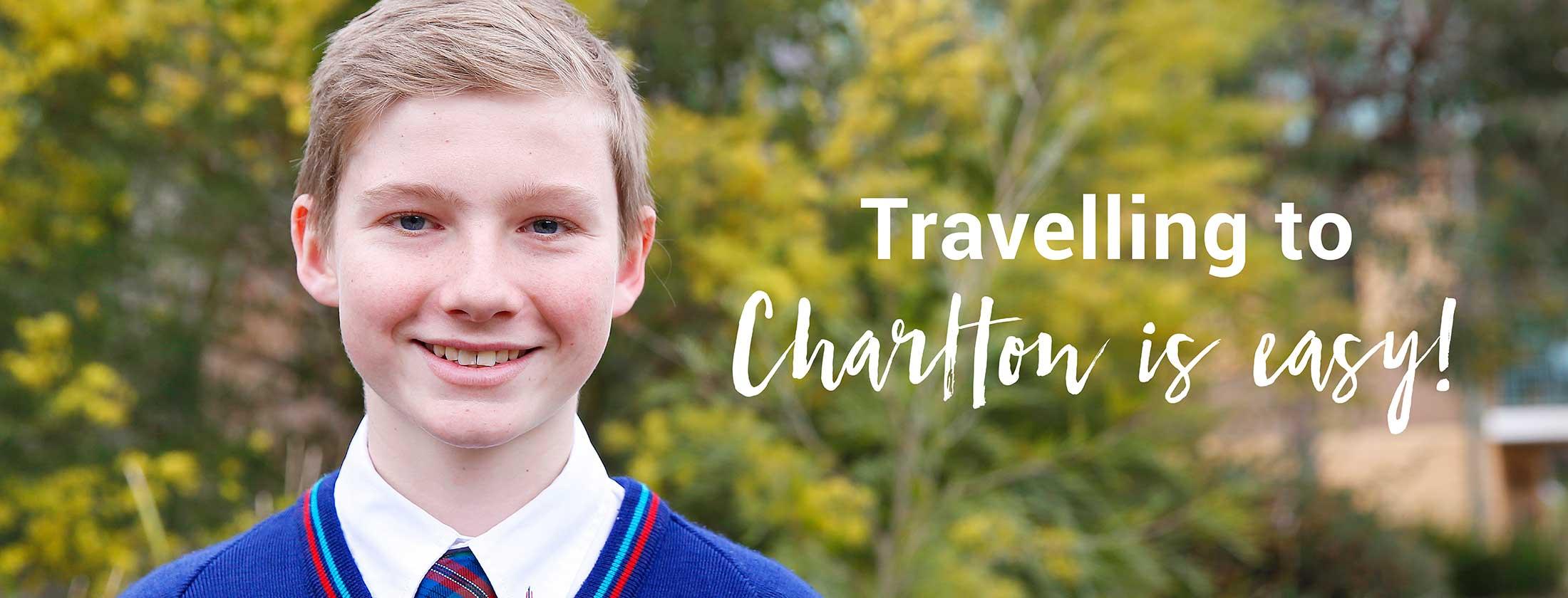 travel public transport bus buses charlton christian college