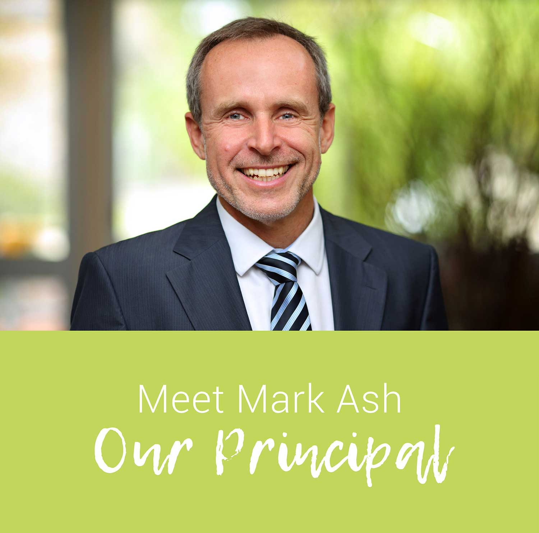 charlton christian college principal mark ash