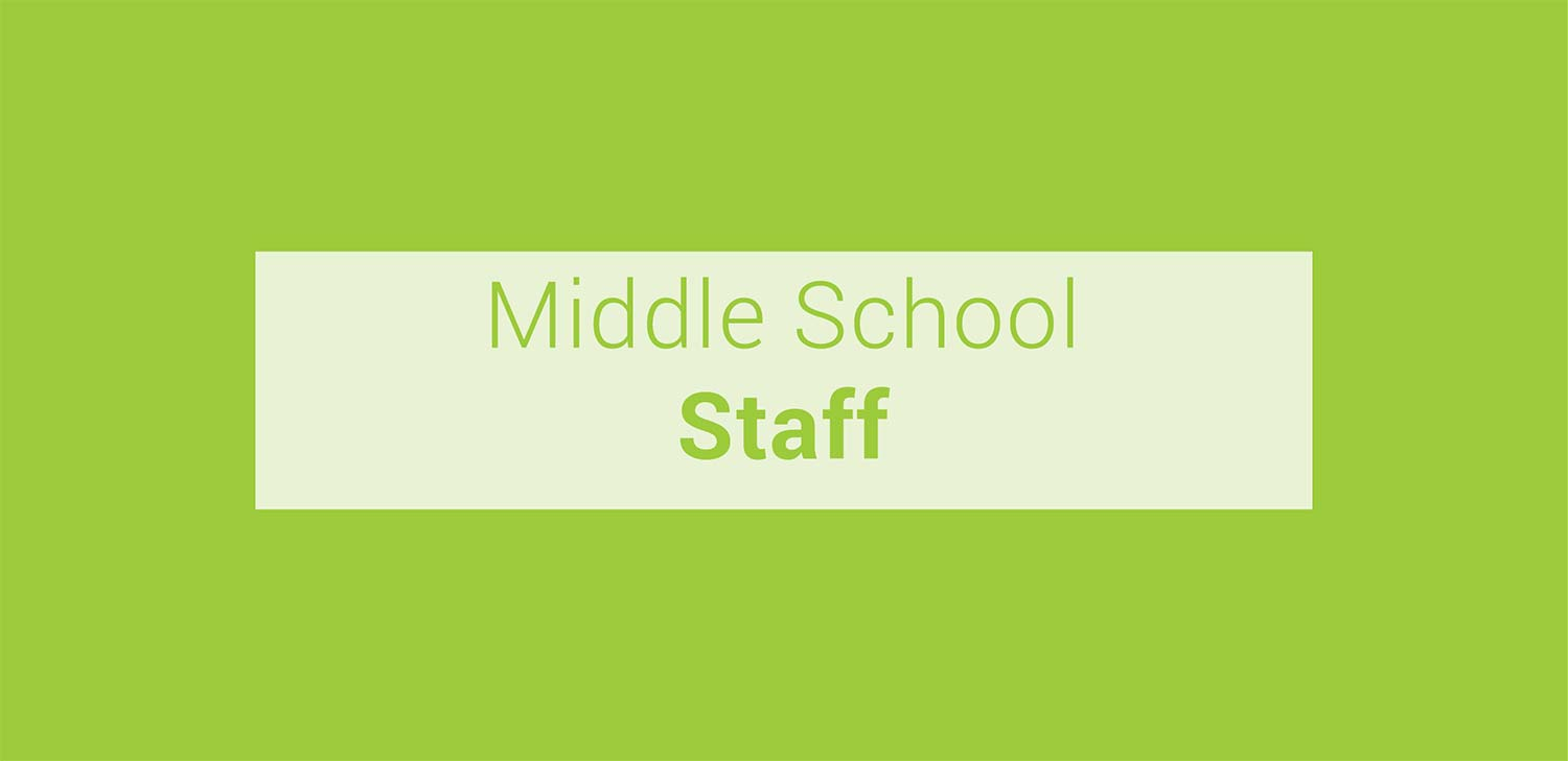 middle school staff charlton christian college