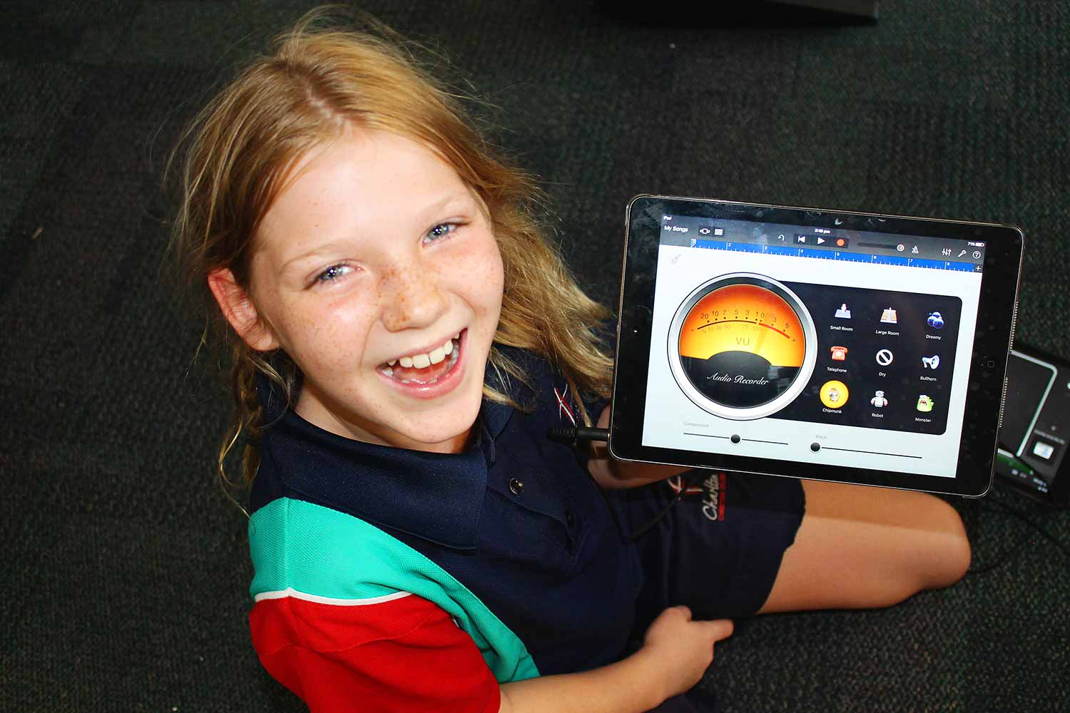 charlton christian college technology