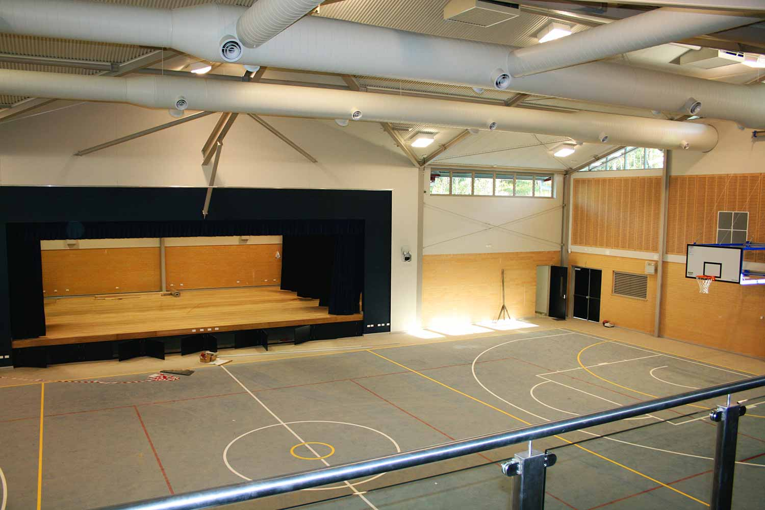 charlton christian college multi purpose centre