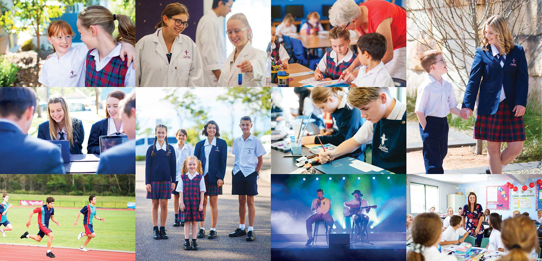 charlton christian college open day