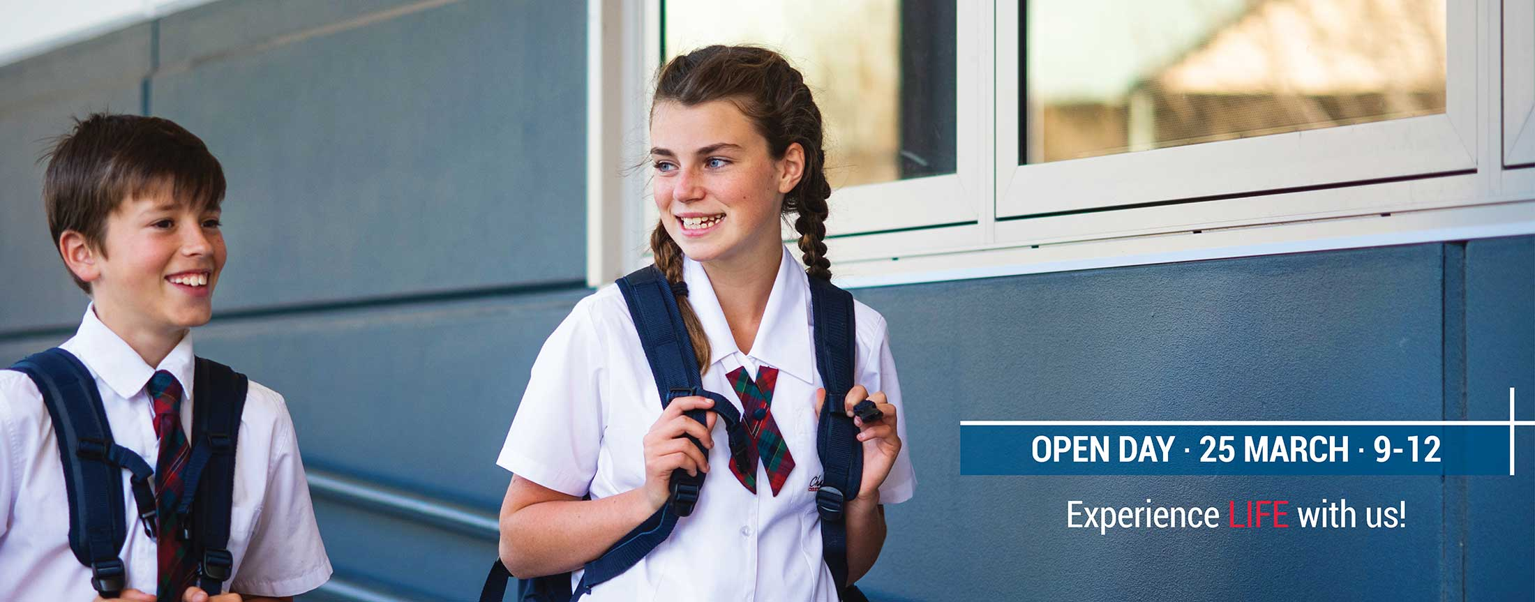 charlton christian college open day March 2020