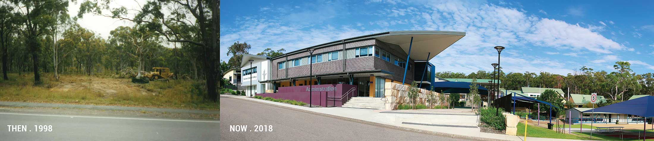 charlton christian college turns 20 before and after