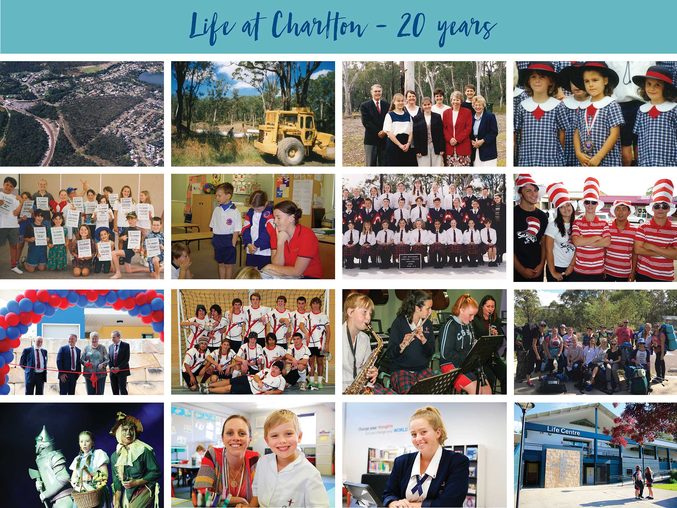 charlton christian college turns 20