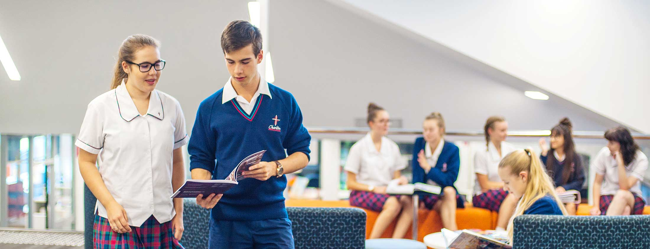 charlton christian college enrol your child