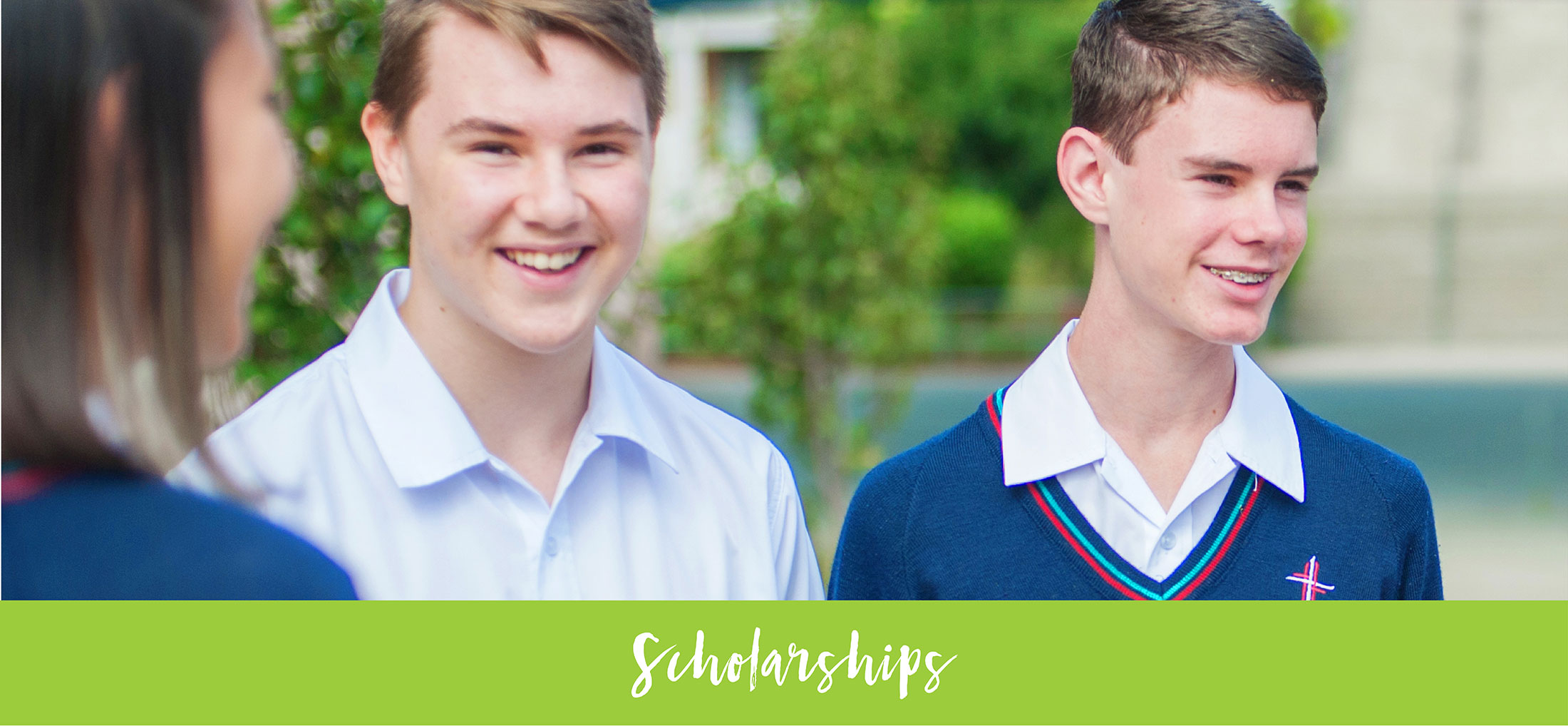 charlton christian college scholarship