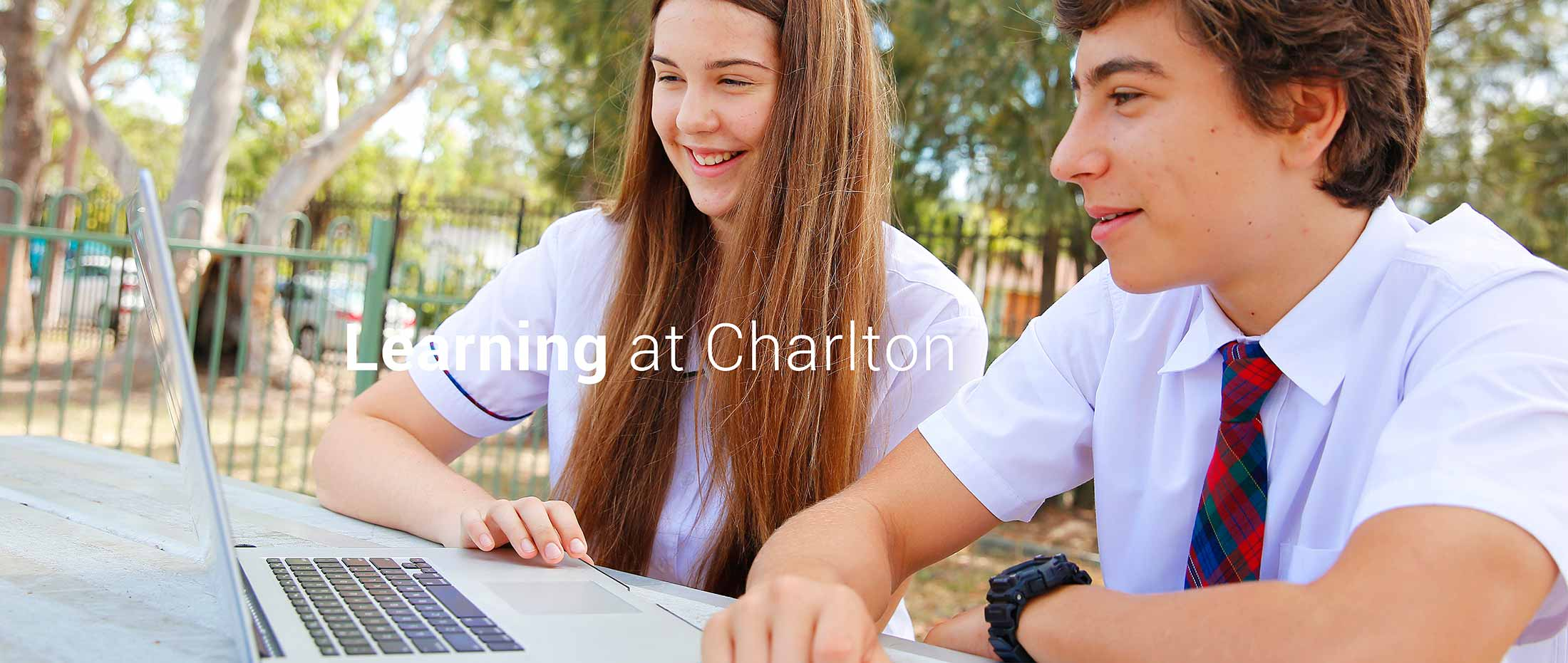 learning at charlton christian college