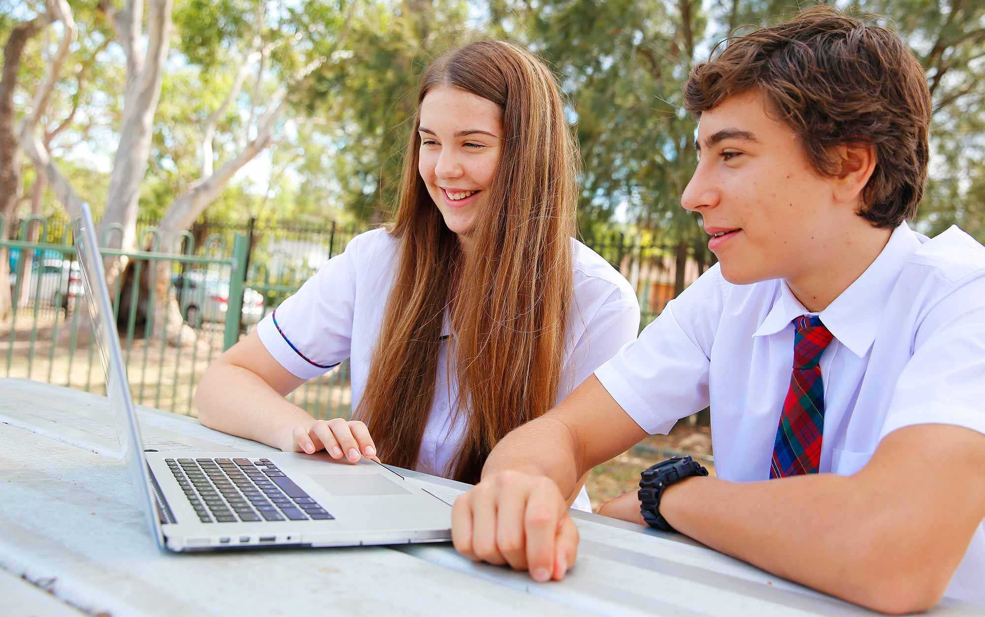 charlton christian college technology computers