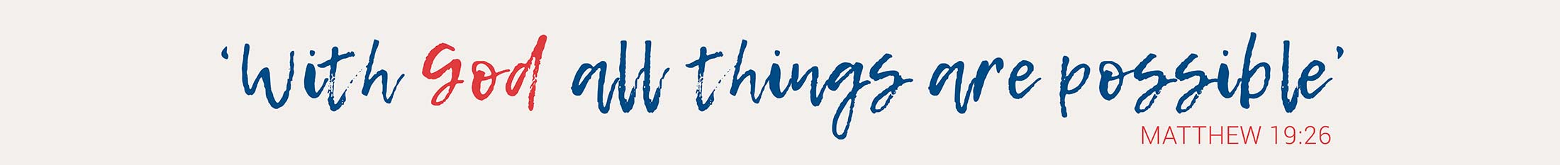 charlton christian college all things are possible